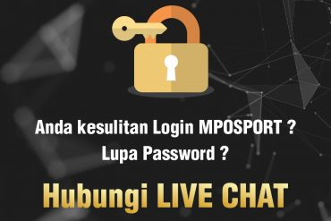 Lupa Password Mposport